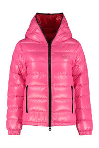 Kumadue hooded short down jacket, Down Jackets Duvetica woman