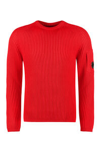 Ribbed crew-neck sweater, Crew necks sweaters C.P. Company man