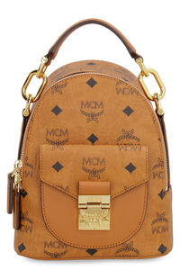 Patricia Visetos backpack, Backpack MCM woman