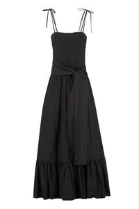 Cotton long dress, Maxi dresses MSGM woman