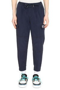 Cotton cargo-trousers, Casual trousers Tommy Jeans man