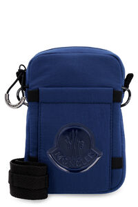 Nylon crossbody pouch, Messenger bags Moncler man