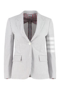 Single-breasted two-button blazer, Blazers Thom Browne woman