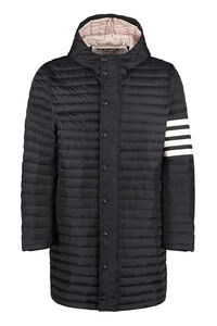 Long hooded down jacket, Down jackets Thom Browne man