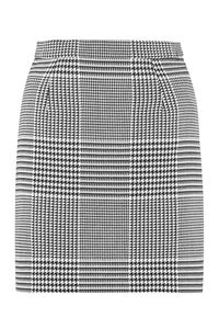 Prince-of-Wales checked mini skirt, Mini skirts Off-White woman