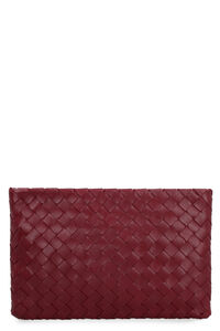 Intrecciato Nappa clutch bag, Pouches Bottega Veneta woman