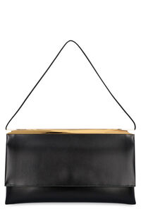 Lucio leather shoulder bag, Shoulderbag Jil Sander woman
