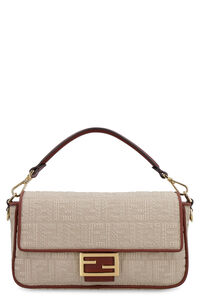 Baguette canvas shoulder bag, Shoulderbag Fendi woman