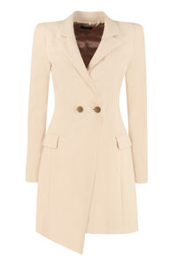 Double breasted blazer dress, Mini dresses Elisabetta Franchi woman