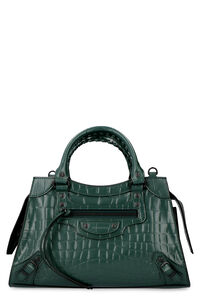 Neo Classic City leather handbag, Top handle Balenciaga woman
