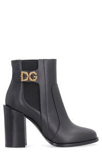 Rodeo leather ankle boots, Ankle Boots Dolce & Gabbana woman