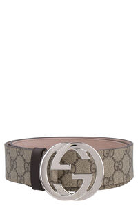 GG suprime fabric belt, Belts Gucci man