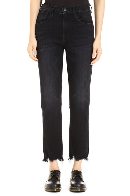 Straight Authentic Crop jeans, Straight Leg Jeans 3x1 woman