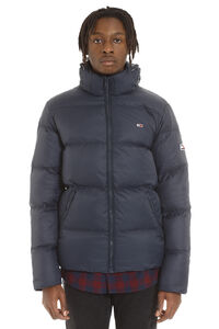 Essential full zip padded hooded jacket, Down jackets Tommy Jeans man