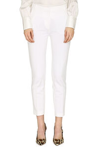 Bello 83 stretch cigarette trousers, Trousers suits Pinko woman