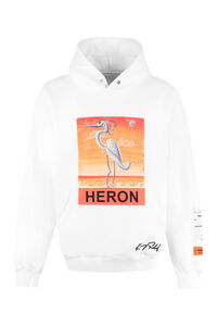 Cotton hoodie, Hoodies Heron Preston man