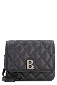 Leather crossbody bag, Shoulderbag Balenciaga woman
