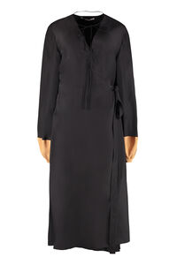 Belted silk gown, Maxi dresses Stella McCartney woman