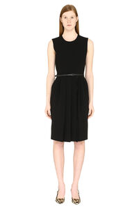 Pedale belted sheath dress, Knee Lenght Dresses Max Mara woman