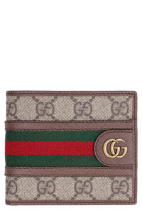 Ophidia GG flap-over wallet, Wallets Gucci man