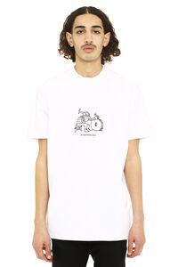 A.P.C. x JJJJound cotton t-shirt, Short sleeve t-shirts A.P.C. man