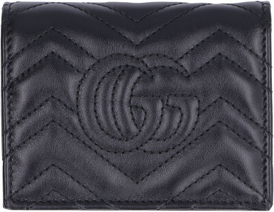 Marmont small leather wallet