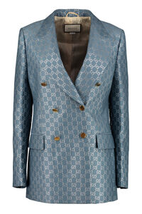Double breasted blazer, Blazers Gucci woman